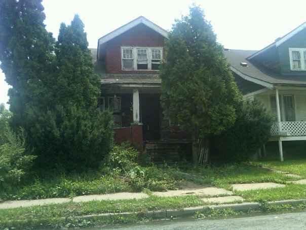 My last address in Detroit